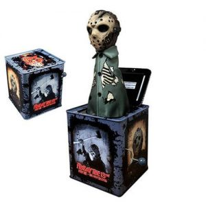 Friday the 13th Part 7 Jason Voorhees Burst a Box