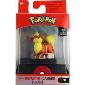 Pokemon Select S3 Growlithe Figure