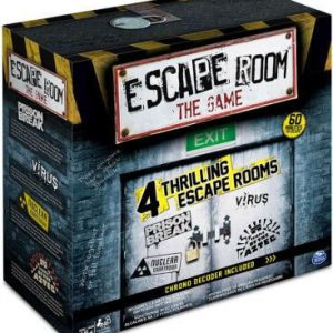 Escape Room The Game by Spin Master