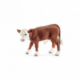 Schleich Animals - Hereford Calf Farm World