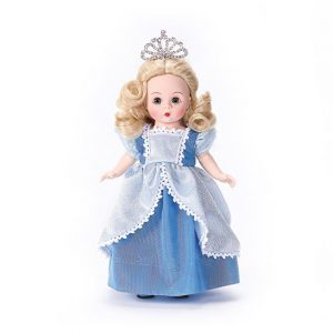 """Madame Alexander ~ Fairytale Cinderella Wendy 8"""""""
