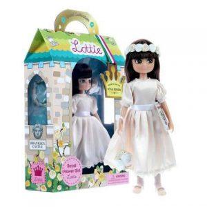Lottie ~ Royal Flower Girl