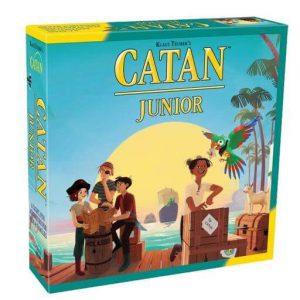 Catan Junior Strategy Board Game