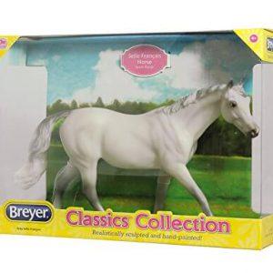 Breyer Horses ~ Grey Selle Français