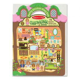 Puffy Sticker Play Set Chipmunk Melissa & Doug