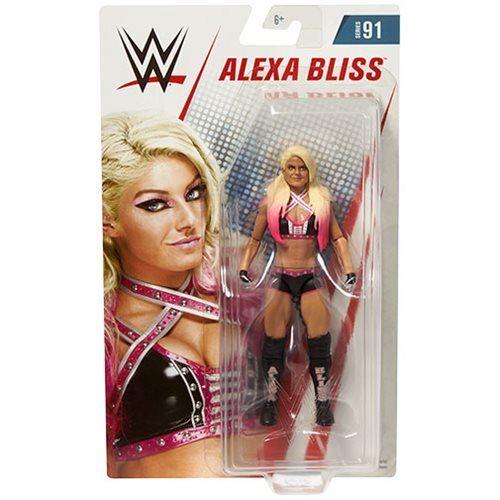 "WWE Series 91 Alexa Bliss 6"" Action Figure"