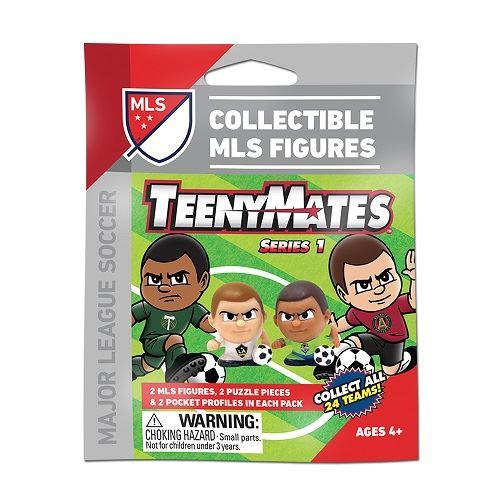 TeenyMates MLS Soccer Mystery Pack Series 1