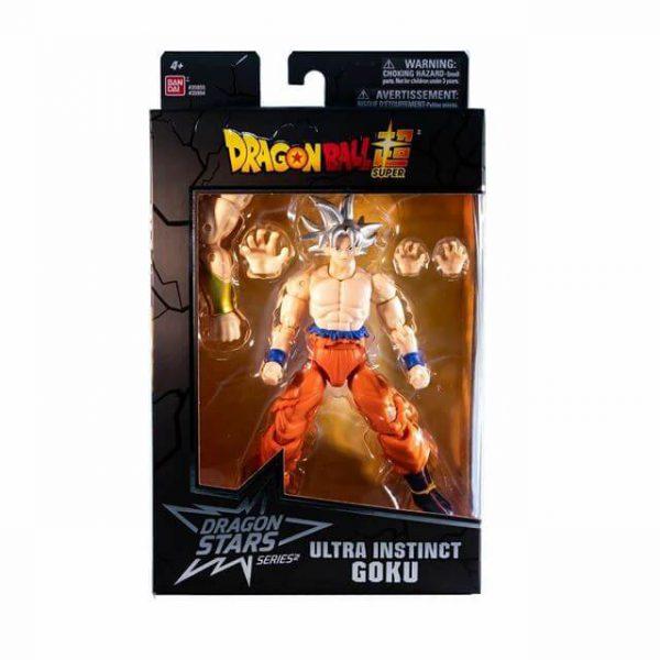 Dragon Ball Z Dragon Stars Ultra Instinct Goku