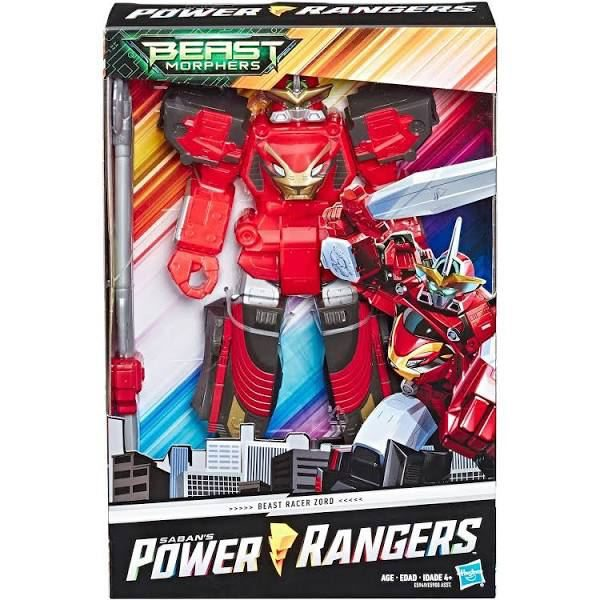 """Power Rangers Beast Morphers Beast Racer Zord 10"""""""