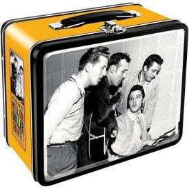 Elvis Presley Million Dollar Quartet Large Fun Book Tin Tote