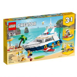 LEGO Creator Cruising Adventure 31083