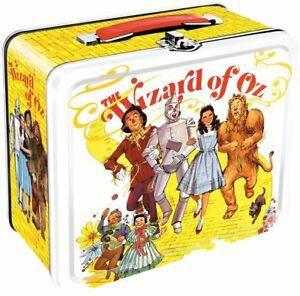 The Wizard of Oz Tin Tote / Fun Box