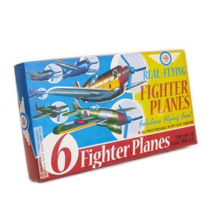 Real-Flying Fighter Planes Kit by House of Marbles