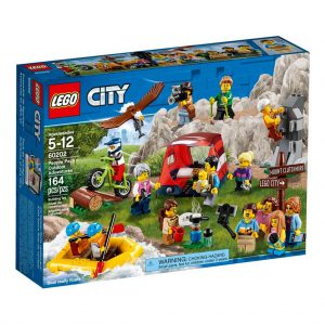 LEGO City People Pack Outdoor Adventure 60202