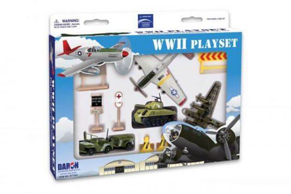 Boeing World War 11 Playset by Daron