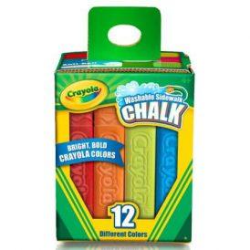 Crayola 12 ct. Sidewalk Chalk