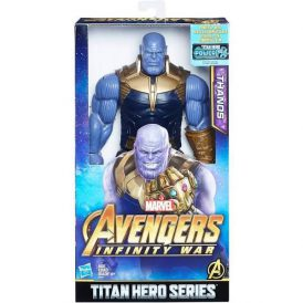 Marvel Avengers Infinity War Titan Hero Series Tha