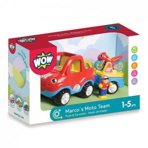 Wow Toys Marco's Moto Team