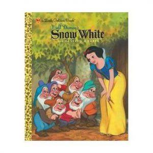 L.G.B. Snow White (Disney) Little Golden Books