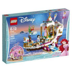 LEGO Disney Ariel's Royal Celebration Boat 41153