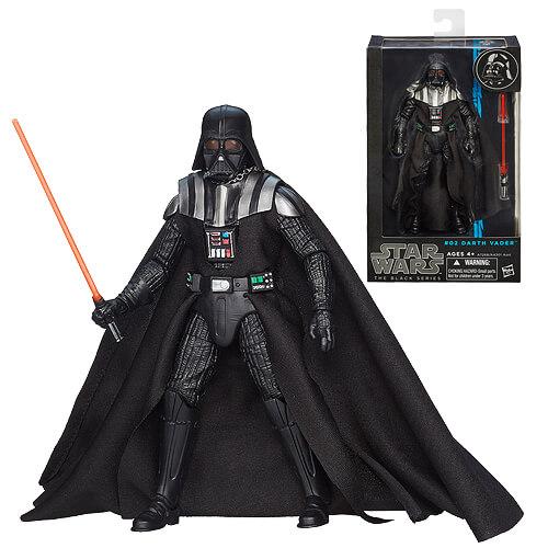"""6"""" Star Wars Black Series ~ Darth Vader"""