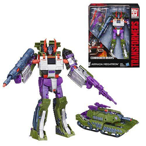 Combiner Wars Armada Megatron Transformers