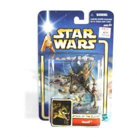Star Wars Ep. II ~ Geonosian and Massiff 2002