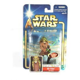 Star Wars Ep. II ~ Kit Fisto Jedi Master 2002