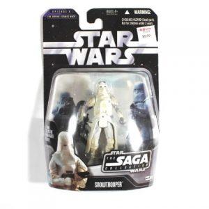 Star Wars The Saga Collection ~ Snowtrooper 2006