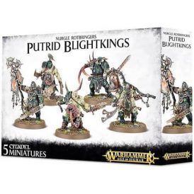 Warhammer Age of Sigmar Nurgle Rotbringers Putrid