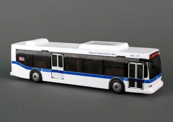 "Daron MTA New York City Bus 10.5"""
