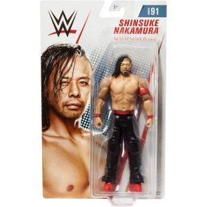"""WWE Series 91 Shinsuke Nakamura 6"""" Action Figure"""
