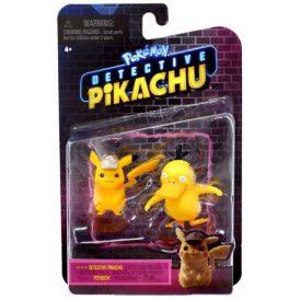Pokemon Detective Pikachu & Psyduck Mini Figures