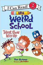 I.C.R. My Weird School - Talent Show Mix-Up by Dan
