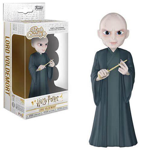 Harry Potter Lord Voldemort Rock Candy Vinyl Figur