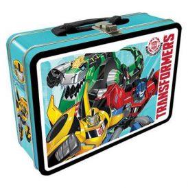 Transformers Tin Tote / Fun Box
