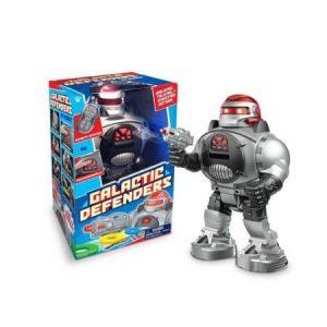 Galactic Defender R/C Robot