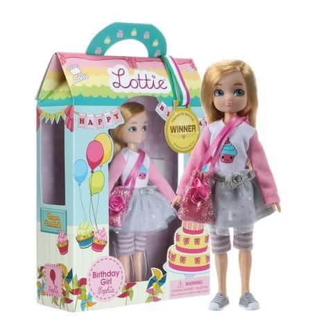 Lottie ~ Birthday Girl Sophia