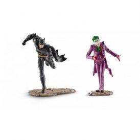 Schleich Superheroes Pack ~ Batman vs. The Joker