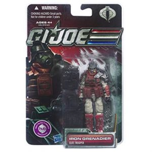G.I. Joe 30th Anniv. Iron Grenadier Elite Trooper