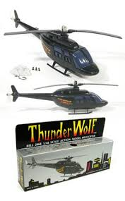 Thunderwolf Flying Helicopter