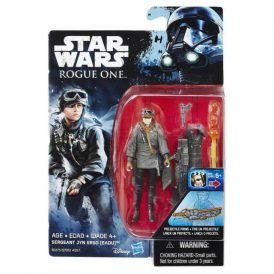 "Star Wars Rogue One ~ Sergeant Jyn Erso 3.75"""