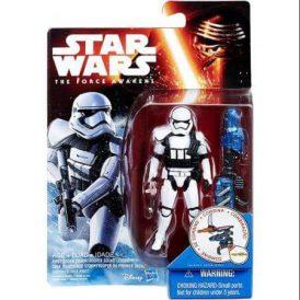 """Star Wars TFA: FO Stormtrooper Squad Leader 3.75"""""""