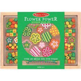 Melissa & Doug Bead Set ~ Flower Power