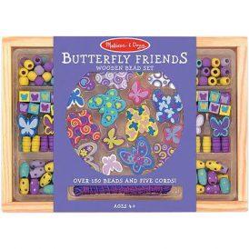 Melissa & Doug Bead set ~ Butterfly Friends