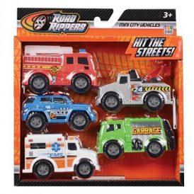 Mini City Road Ripper Vehicles