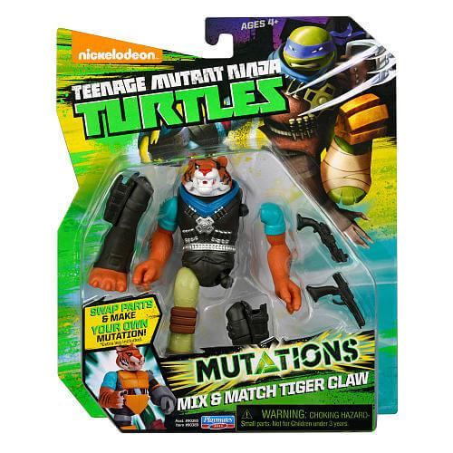 TMNT ~ Mix & Match Tiger Claw