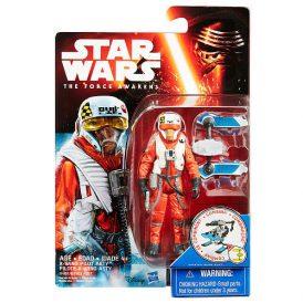 """Star Wars TFA: X-Wing Pilot Asty 3.75"""""""