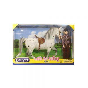 Breyer Horses ~ Let's Go Riding