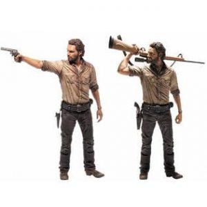 """The Walking Dead 10"""" Rick Grimes Action Figure"""